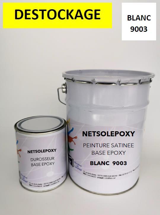 s2  netsolepoxy  peinture sol bicomposant epoxy trafic
